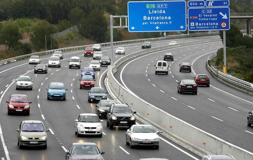 Betalen om gebruik te maken van snel- en autowegen in heel Spanje