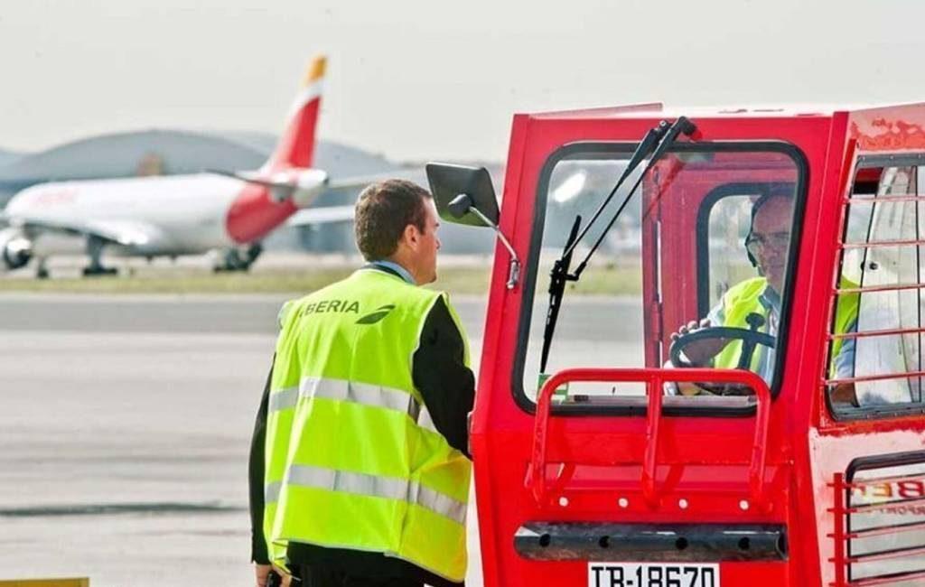 Weer staking bij Iberia grondpersoneel op Spaanse vliegvelden