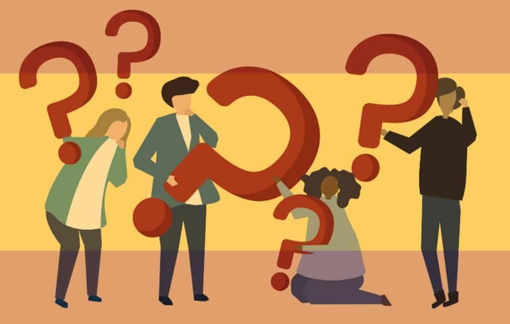 Vragen om onze lezers beter te leren kennen