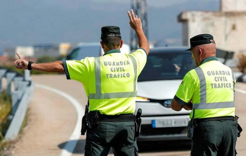 Handig: Signalen van de Spaanse Guardia Civil