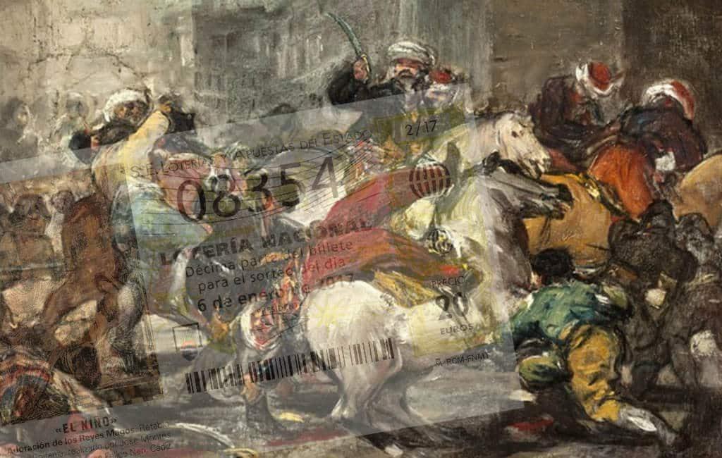 """De vreemde oorsprong van de bekende """"El Gordo"""" kerstloterij in Spanje"""