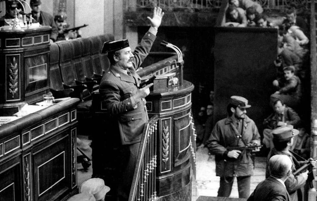 De dag dat Spanje in de ban was van de staatsgreep op 23 februari 1981