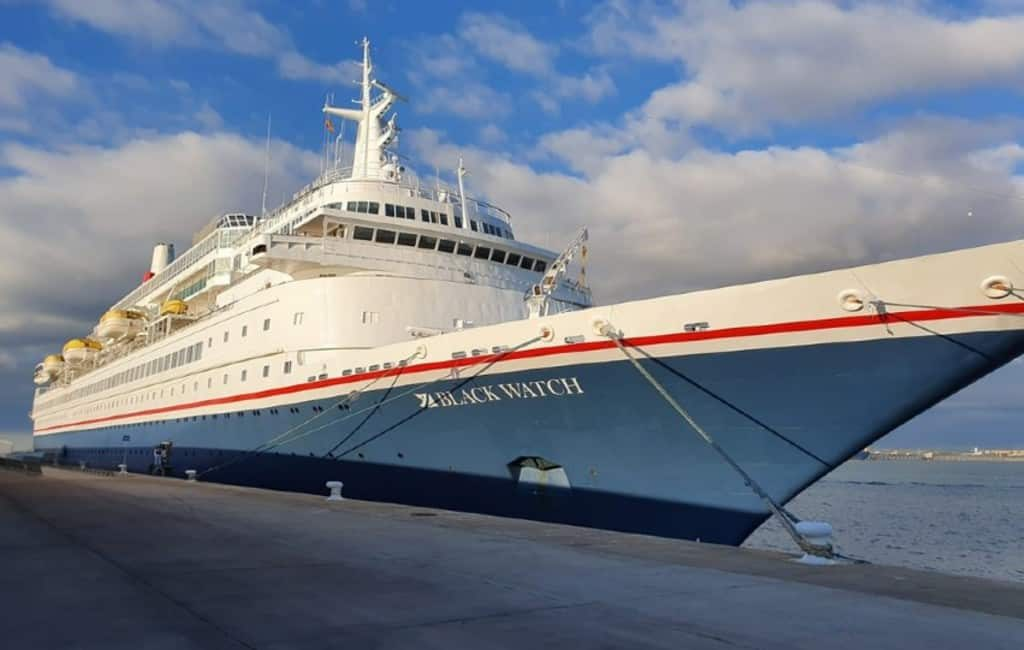 Cruiseschip passagiers kiezen voor Tarragona in plaats van Barcelona