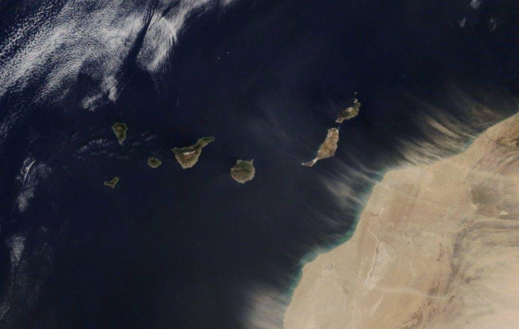 Canarische Eilanden krijgen te maken met de 'scirocco' en 'calima'