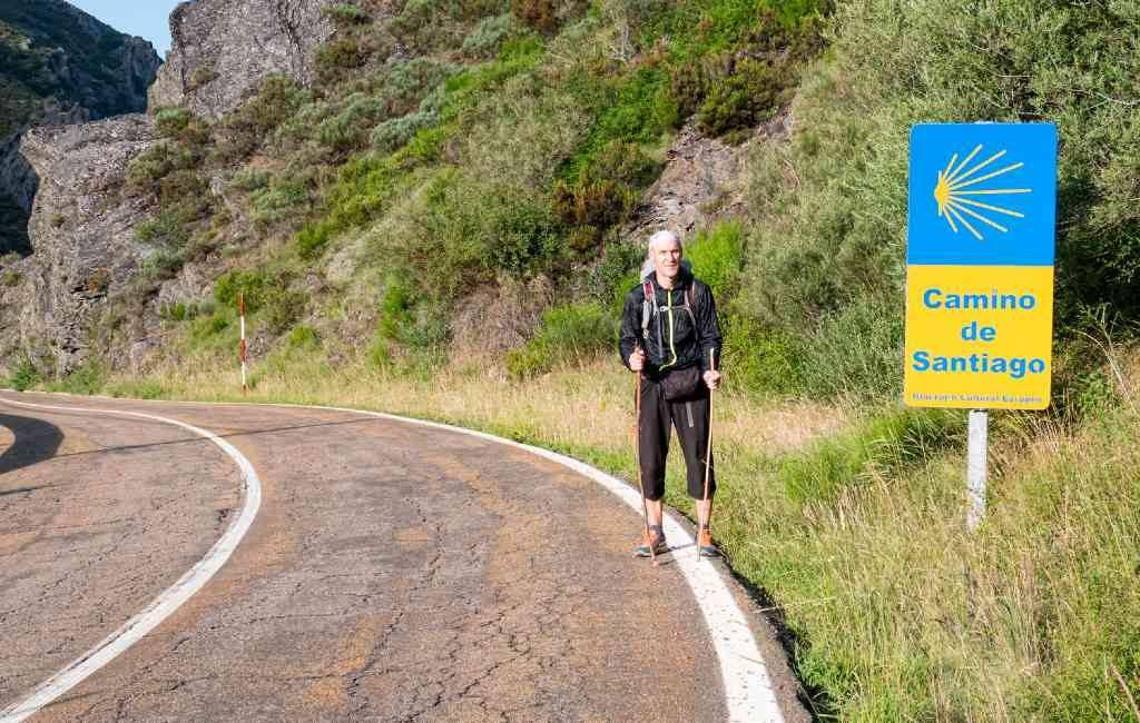 Meer dan duizend gevaarlijke punten langs pelgrimsroute naar Santiago de Compostela