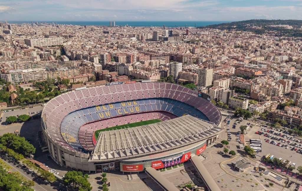 Camp Nou / 123rf