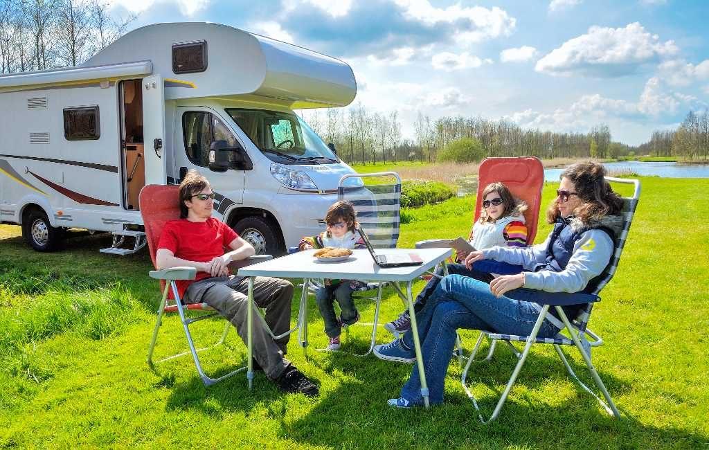 Stijging van campertoeristen verwacht in het binnenland van Spanje
