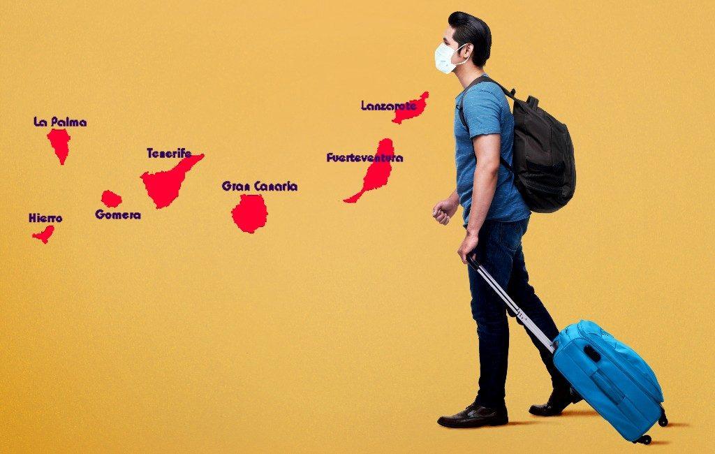 Canarische Eilanden zijn klaar voor de Nederlandse, Belgische, Duitse en Deense toeristen
