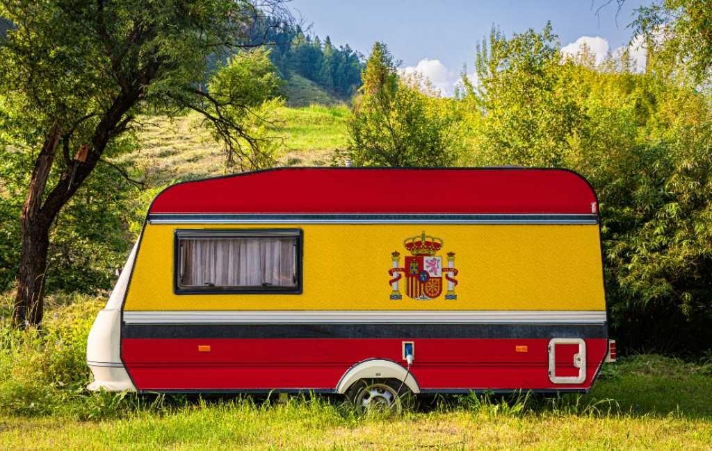 Alles wat je moet weten wanneer je met de caravan door Spanje reist