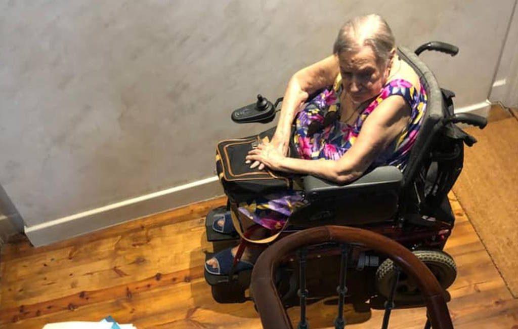 Madrileense woning 90-jarige ziekenhuispatiënt gekraakt door verzorgster