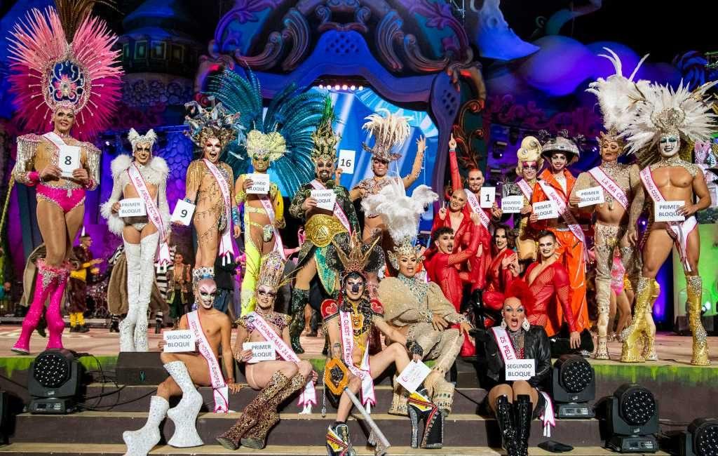 Carnaval festiviteiten Las Palmas de Gran Canaria geannuleerd