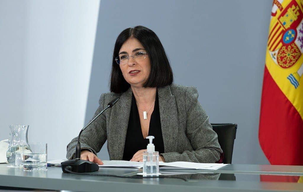 Carolina Darias gekozen tot nieuwe Spaanse minister van de Volksgezondheid