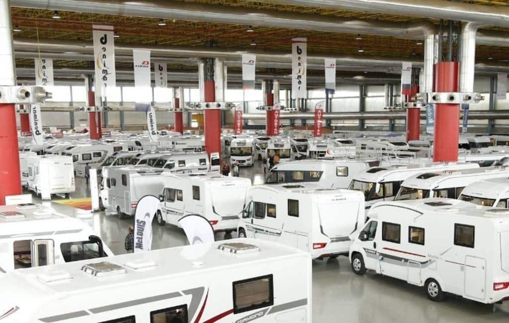 Caravaning beurs Alicante voor de camper, caravan en camping liefhebbers