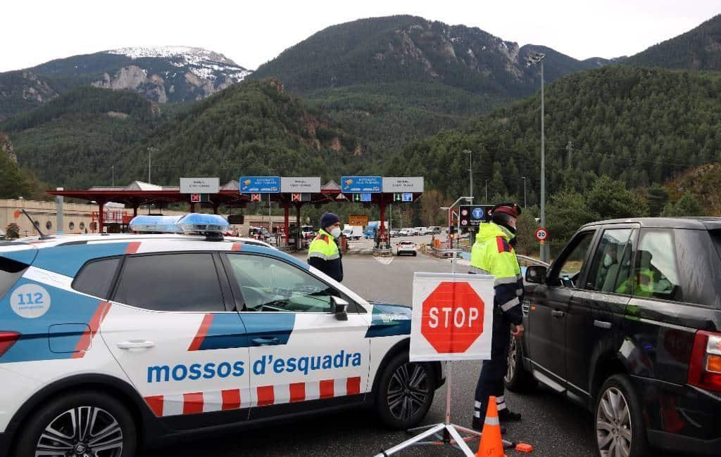 Catalonië sluit de comarcas Cerdanya en Ripollès met lokale lockdowns