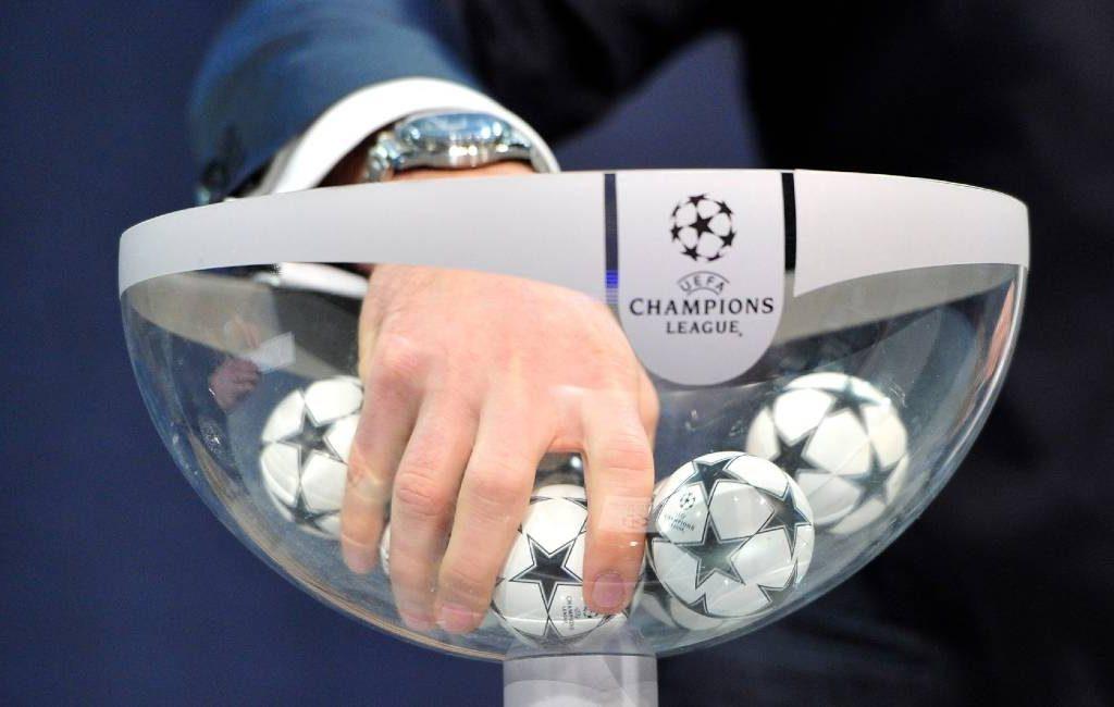 Tegenstanders van de vijf Spaanse voetbalclubs in de Champions League 21/22