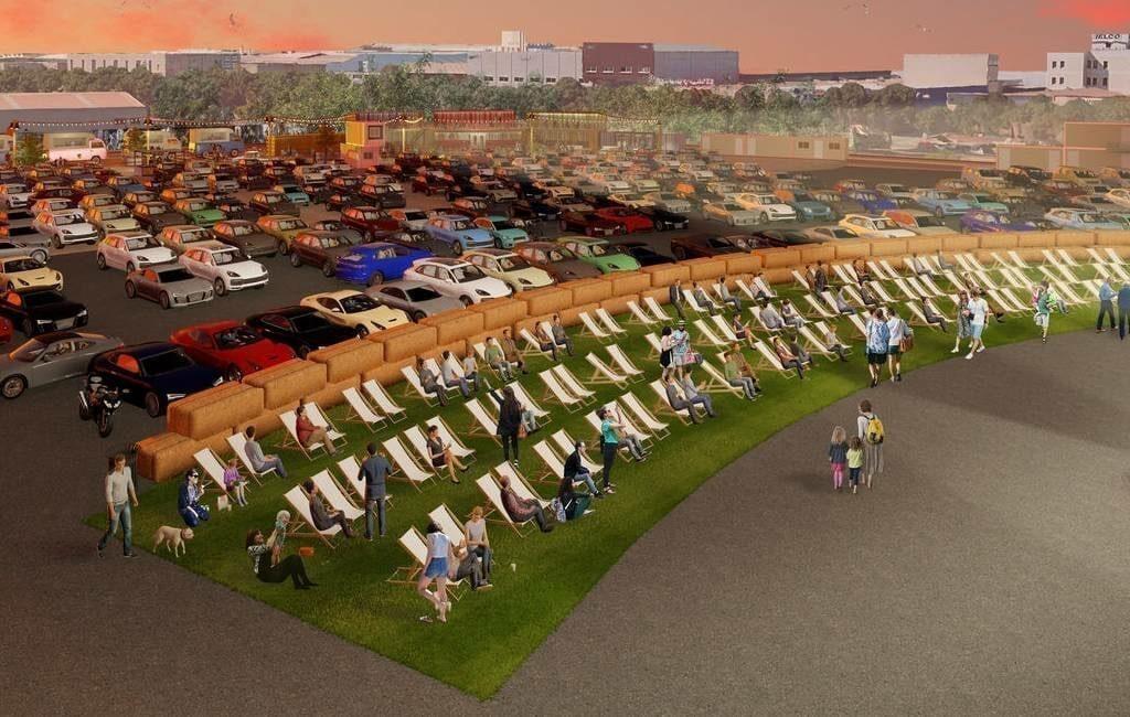 Bijna grootste Drive In Bioscoop van Europa opent 8 oktober in Málaga met 'Grease'