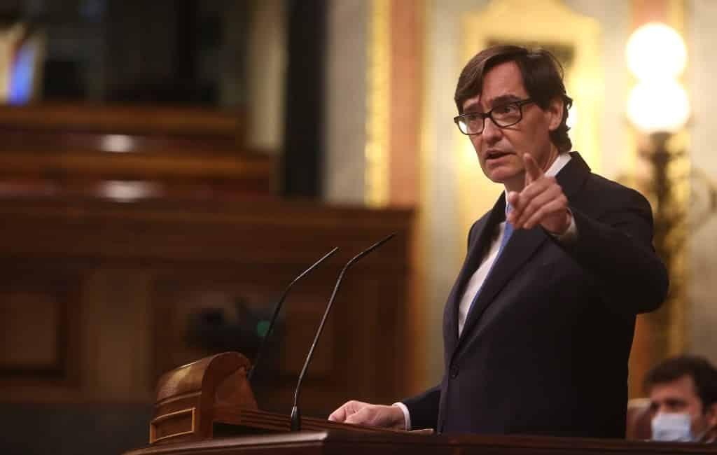 Noodtoestand verlenging tot 9 mei in parlement Spanje aangenomen