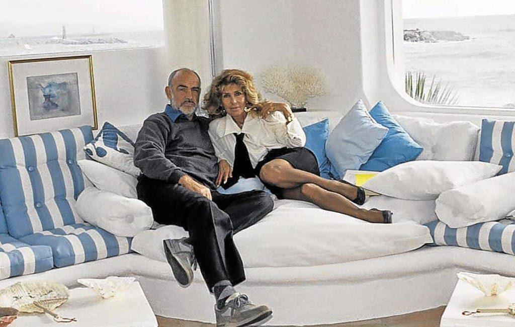 Sean Connery en zijn relatie met Marbella