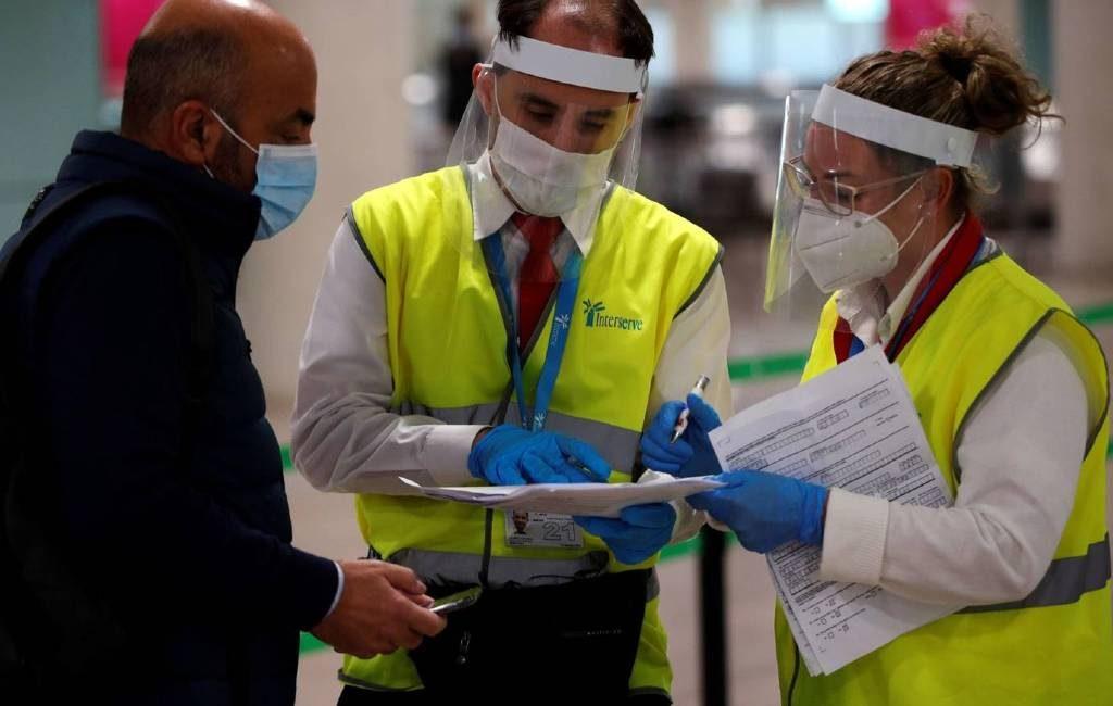 Spanje heeft tot nu toe 1.752 reizigers met het EU Digitale Covid-certificaat ontvangen