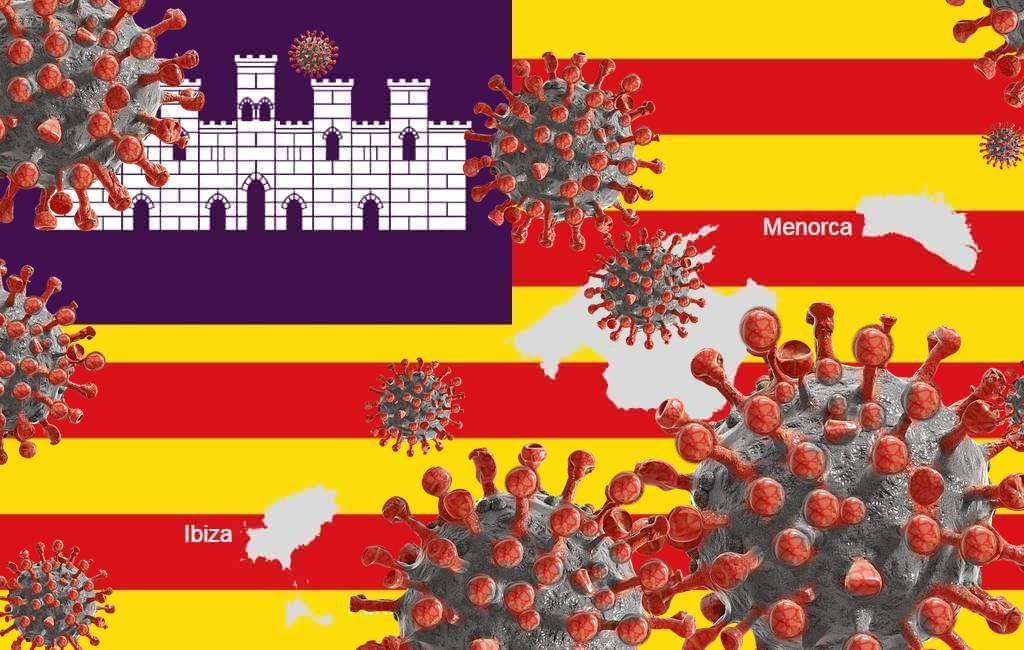 Spanjaarden moeten met een PCR-test naar de Balearen reizen
