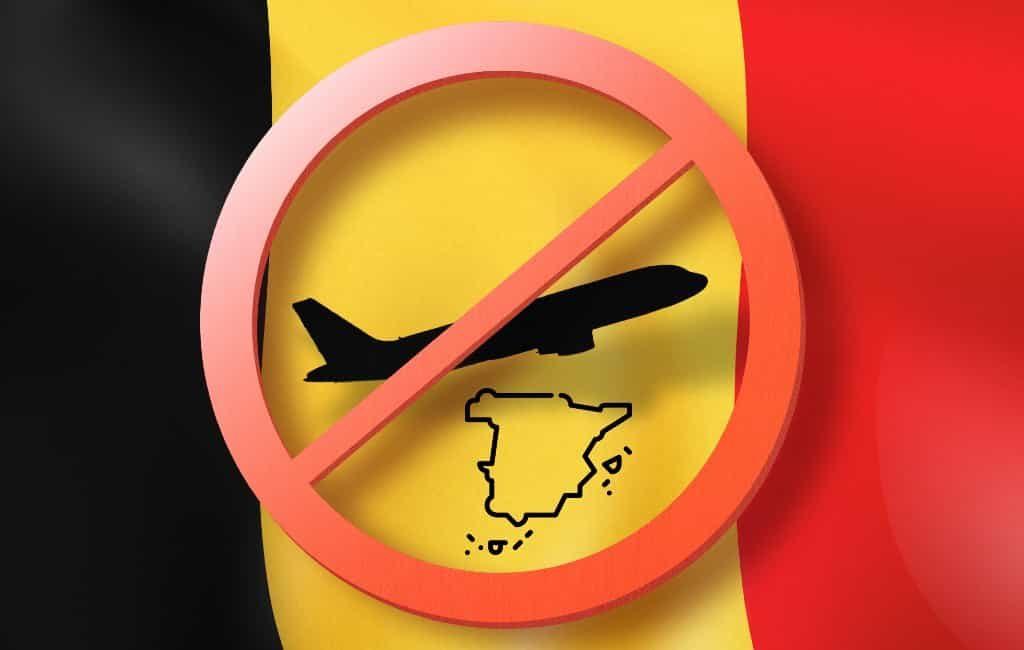Wat gebeurt er nu na een Belgisch rood reisadvies voor Spanje?