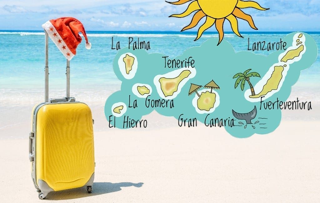 De corona-kerst en algemene maatregelen op de Canarische Eilanden
