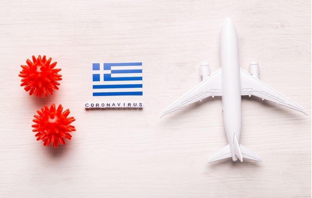 Griekenland verbeidt vliegen naar en vanuit Catalonië