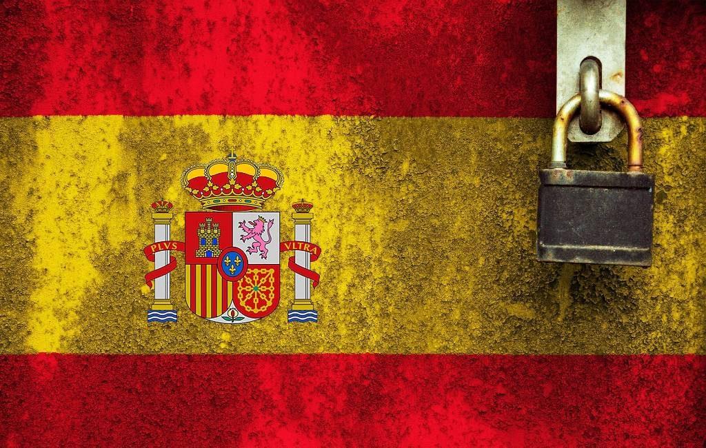 Spanje's woord van het jaar 2020 is: 'confinamiento' ofwel 'lockdown'
