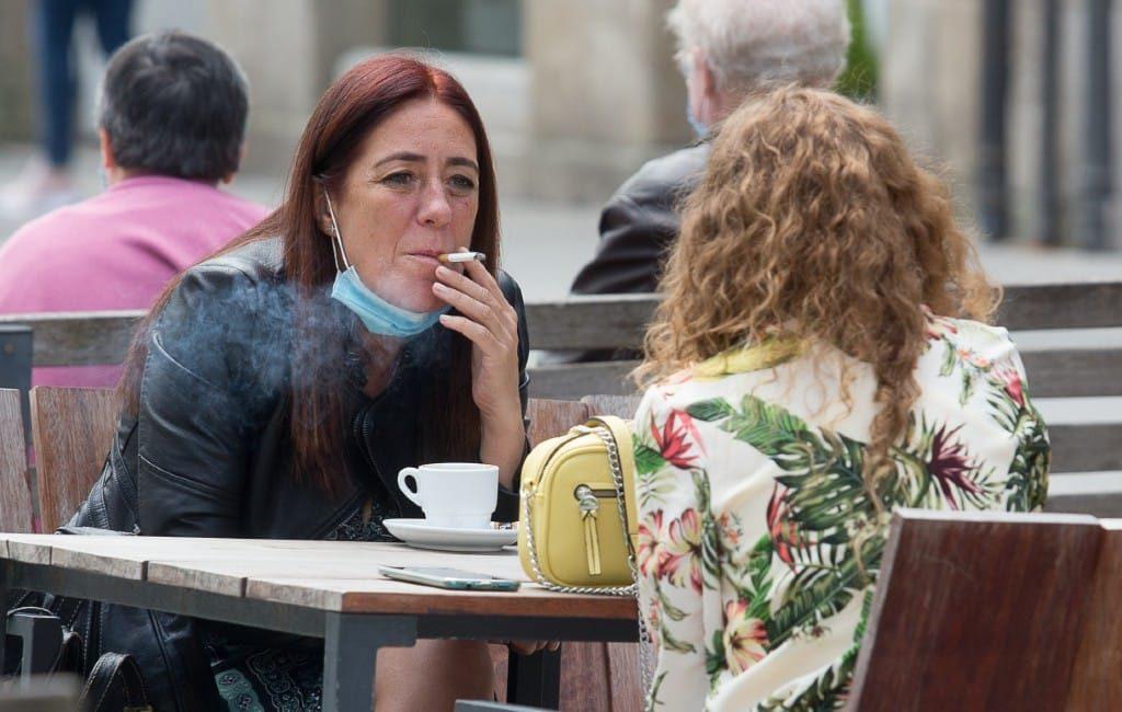Wanneer is het corona-rookverbod van kracht in Spanje?