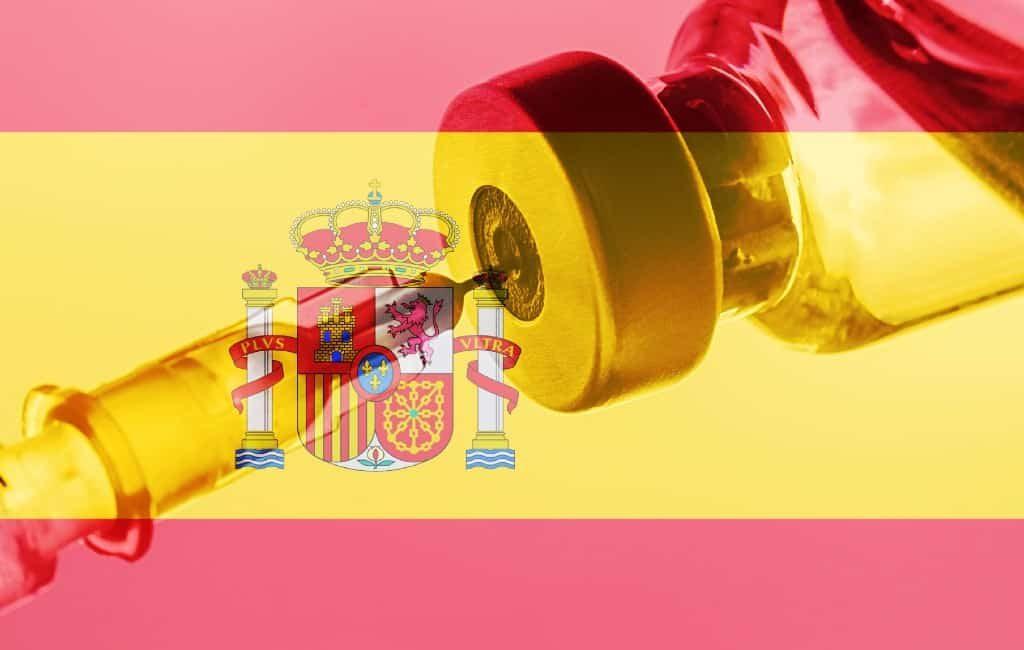 Dit is het voorlopige Spaanse covid-vaccinatieplan