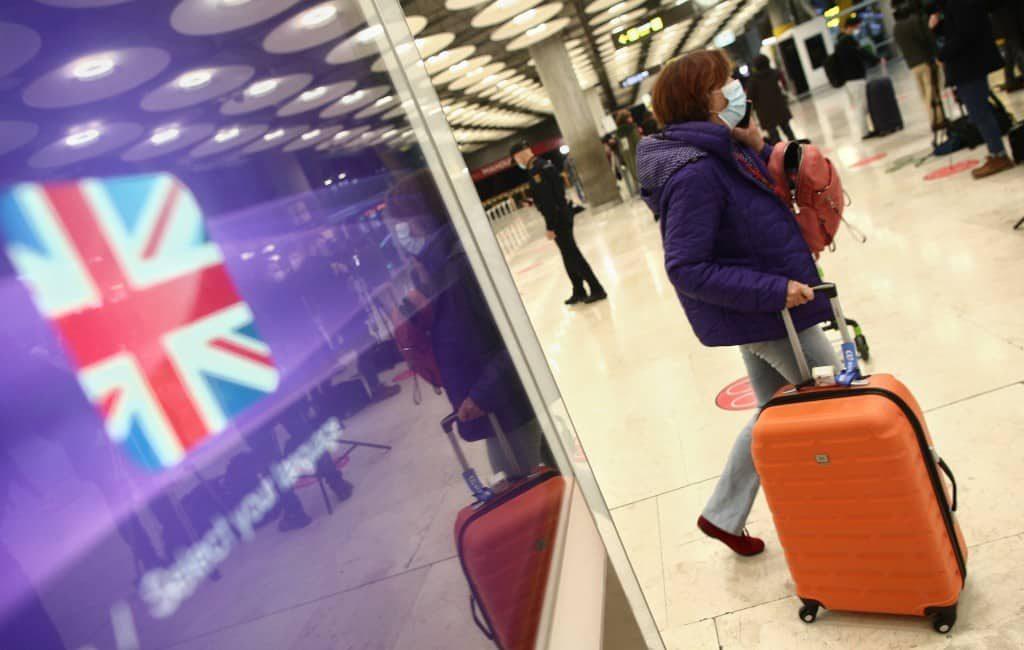 Vliegen binnen het Schengengebied blijft mogelijk maar het VK niet in Spanje