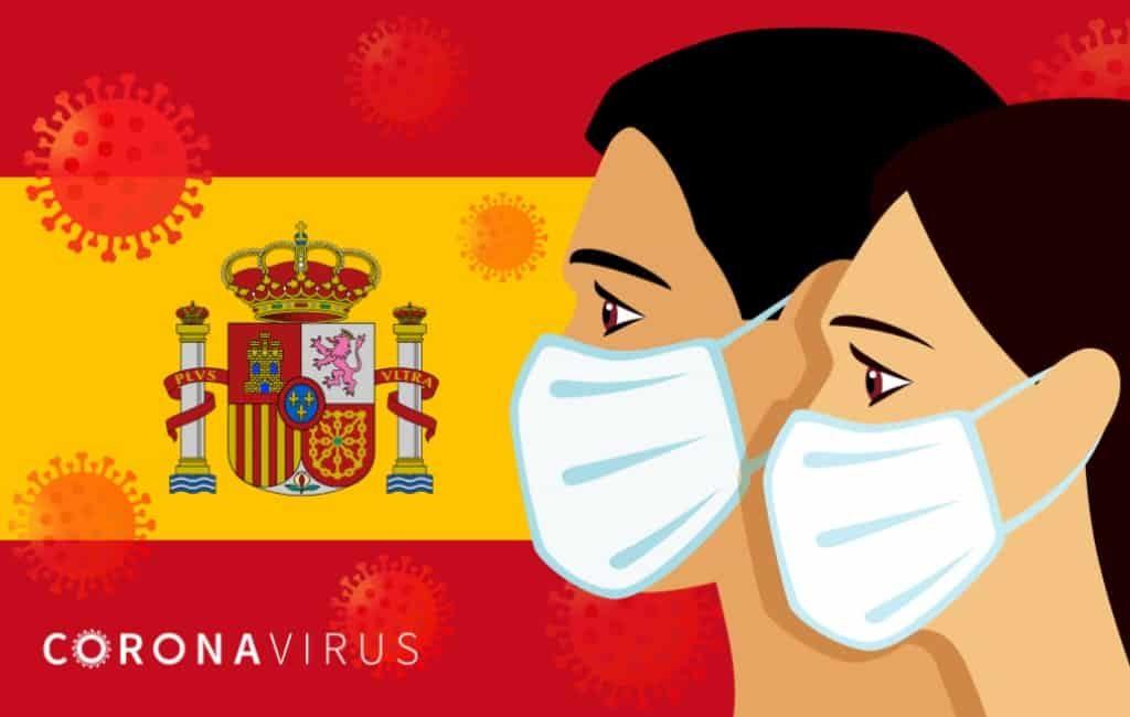 Geen de-escalatiefase wat betreft de noodtoestand in Spanje