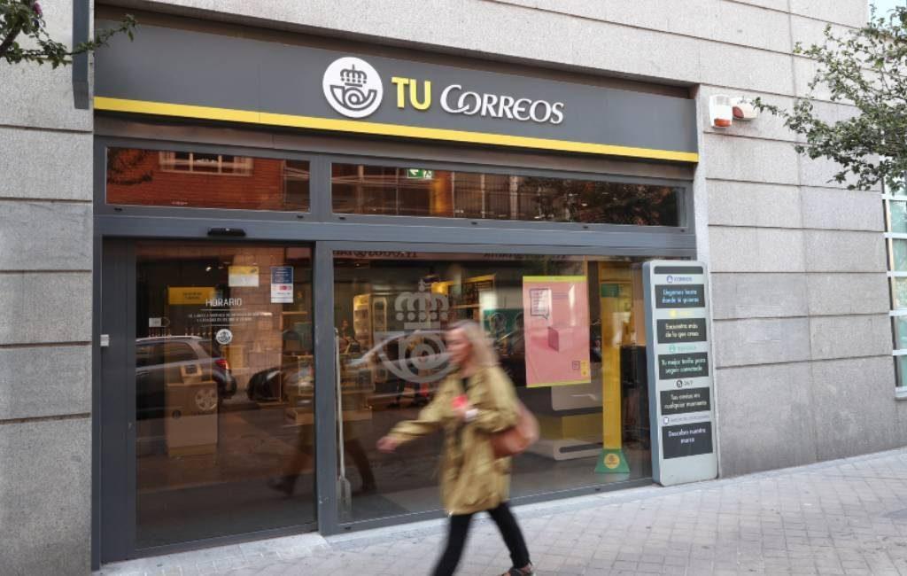 Solliciteren voor een van de 130.000 banen bij de Spaanse post nu mogelijk