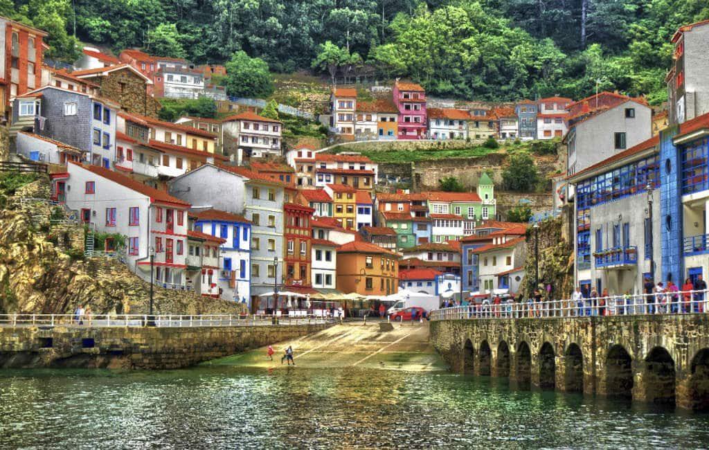 10x kleurrijk in Spanje