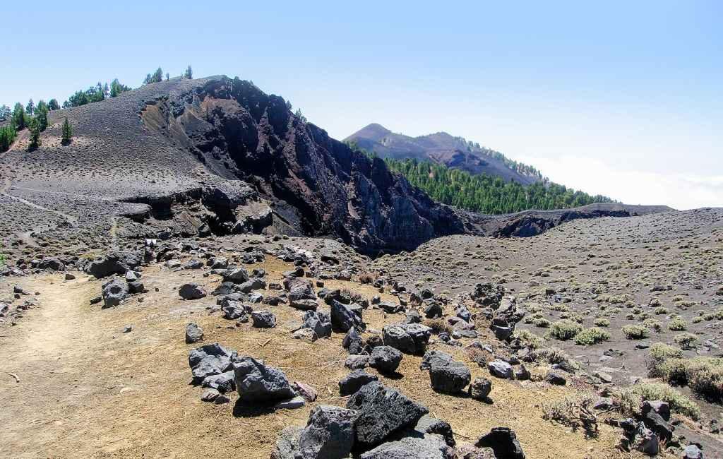 Magma reservoir van 11 kubieke hectometer op La Palma ontdekt