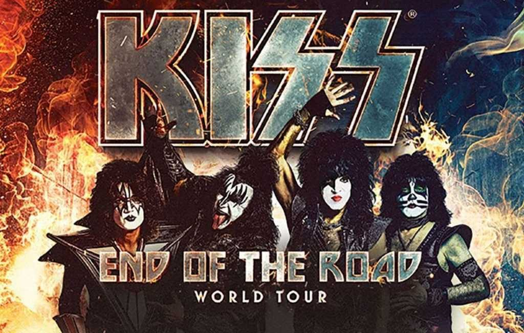 Pop-Rockband KISS komt naar Barcelona en Madrid