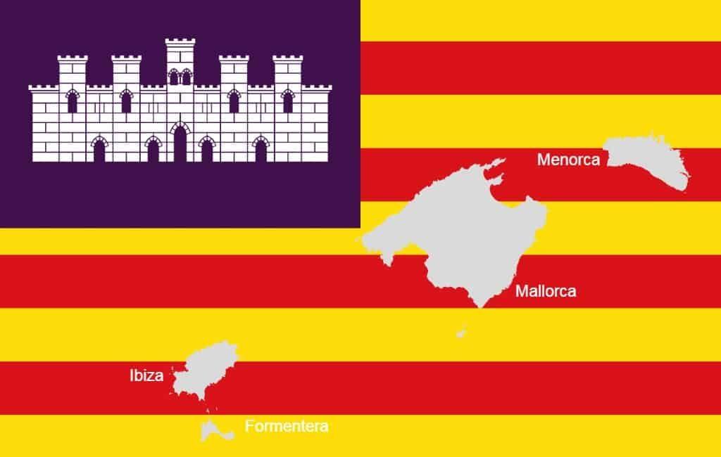 Buitenlanders zorgen voor stijging aantal bewoners van de Balearen