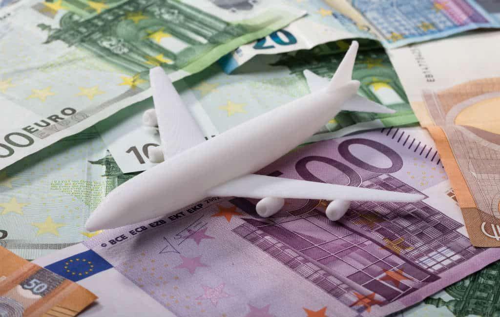 Nederlandse vliegtaks voor vluchten naar Spanje wordt 7 euro
