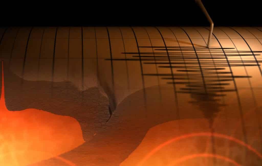 Aardbeving van 3,2 op schaal van Richter in Almería