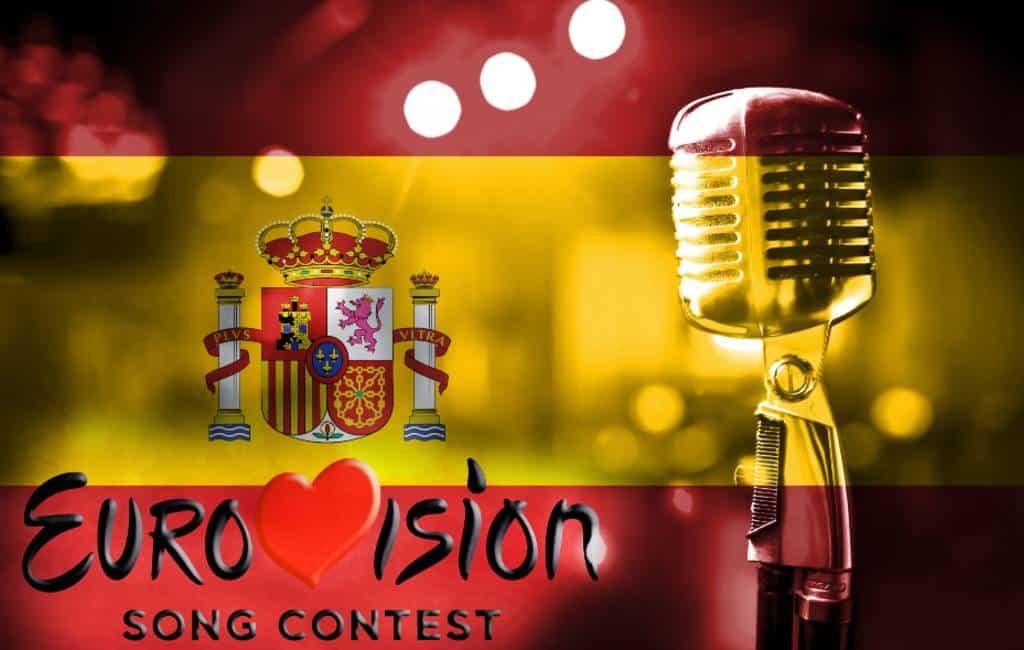 Spanje's grootste muzikale rampen op het Eurovisiesongfestival