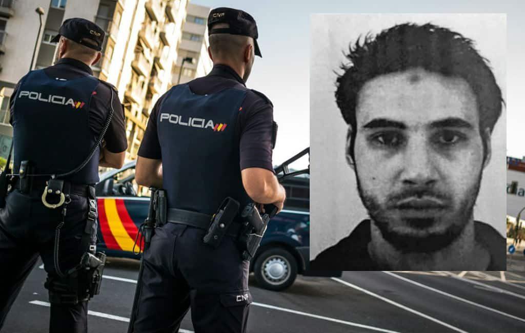 Spaanse politie extra alert bij de grens vanwege schutter Straatsburg