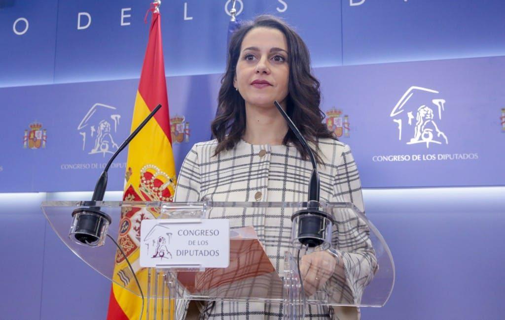 Inés Arrimadas gekozen tot nieuwe partijleidster Ciudadanos