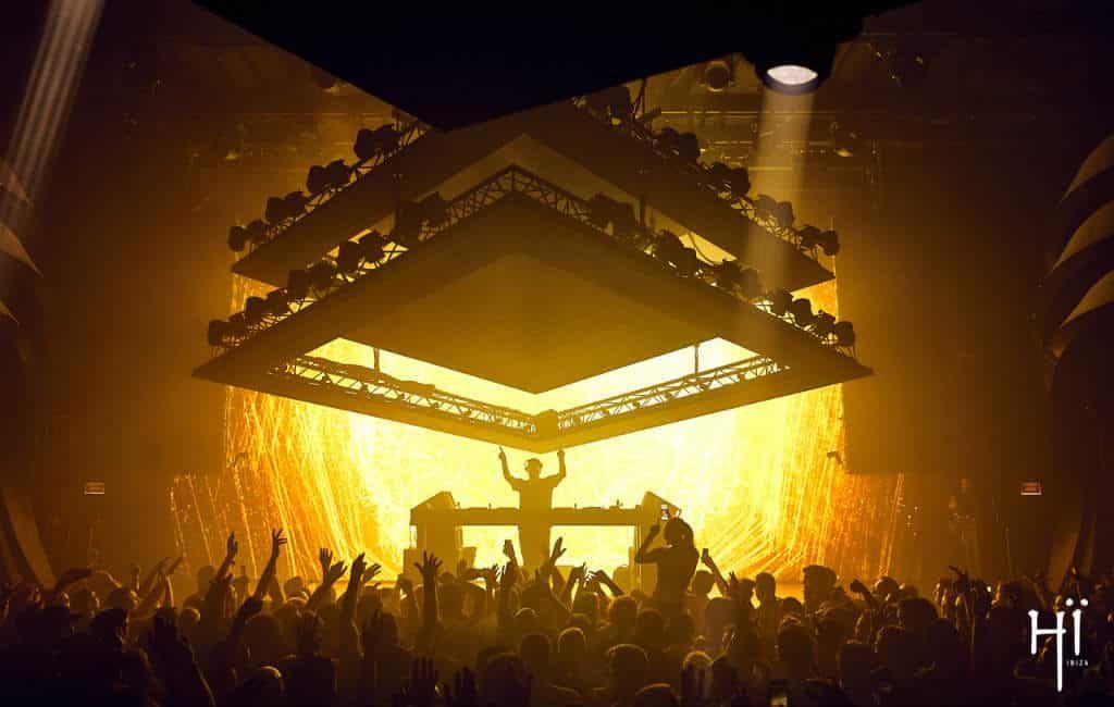 De beste discotheek van de wereld is Hï Ibiza