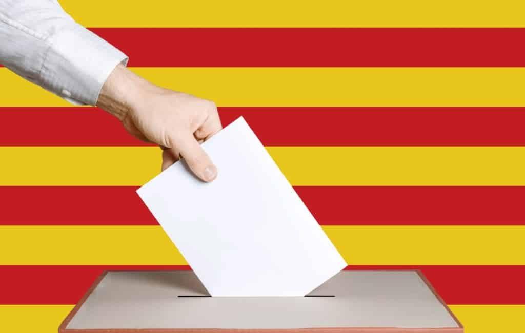 36% van de Spanjaarden is voorstander van Catalaans referendum