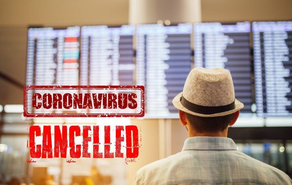 Vliegtuigen uit Spanje mogen niet meer landen in Nederland