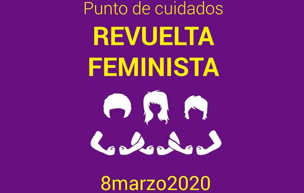 8-M: Internationale Vrouwendag met protesten in Spanje