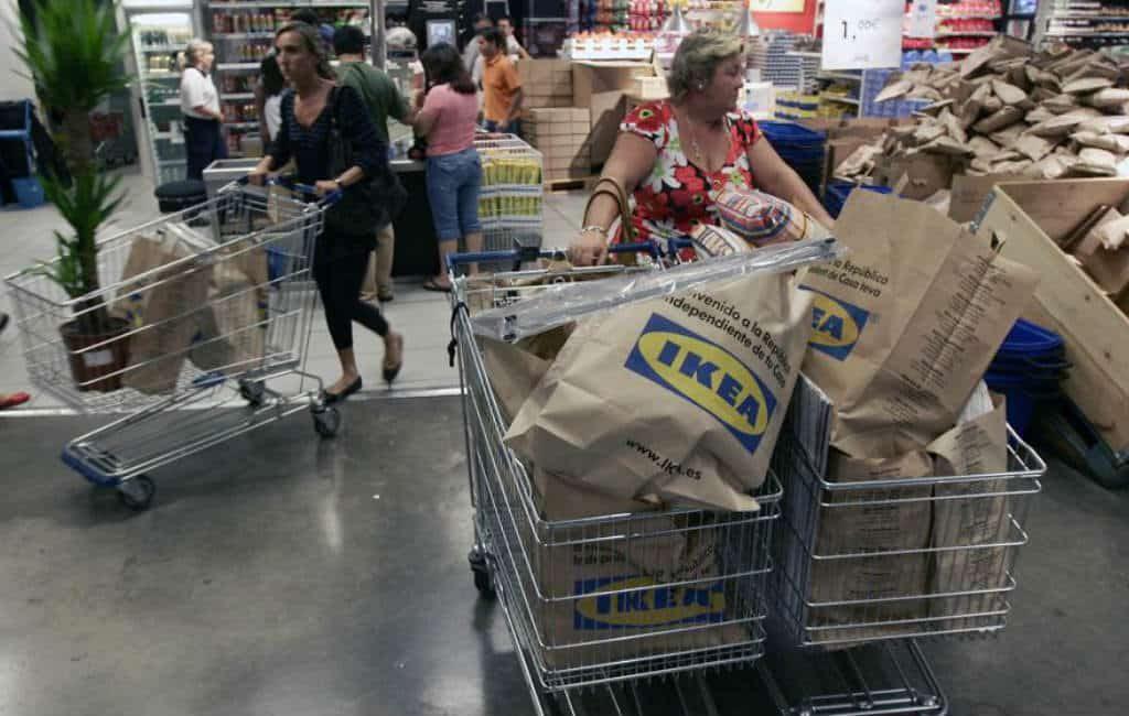 Ikea Spanje geeft 8,4 miljoen euro aan bonussen aan werknemers