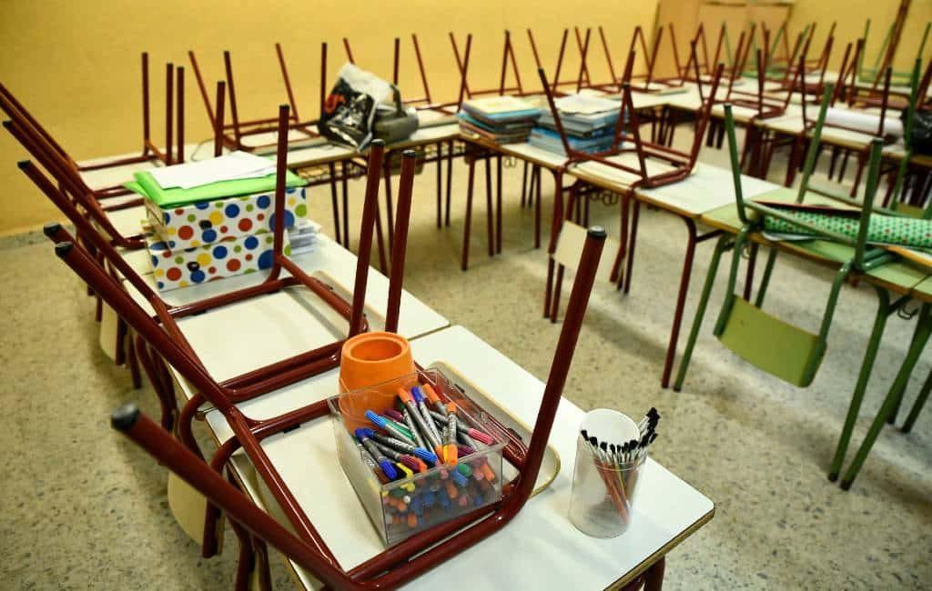 Extreemrechts Murcia wil controle over leerlingen en aanvullende lessen
