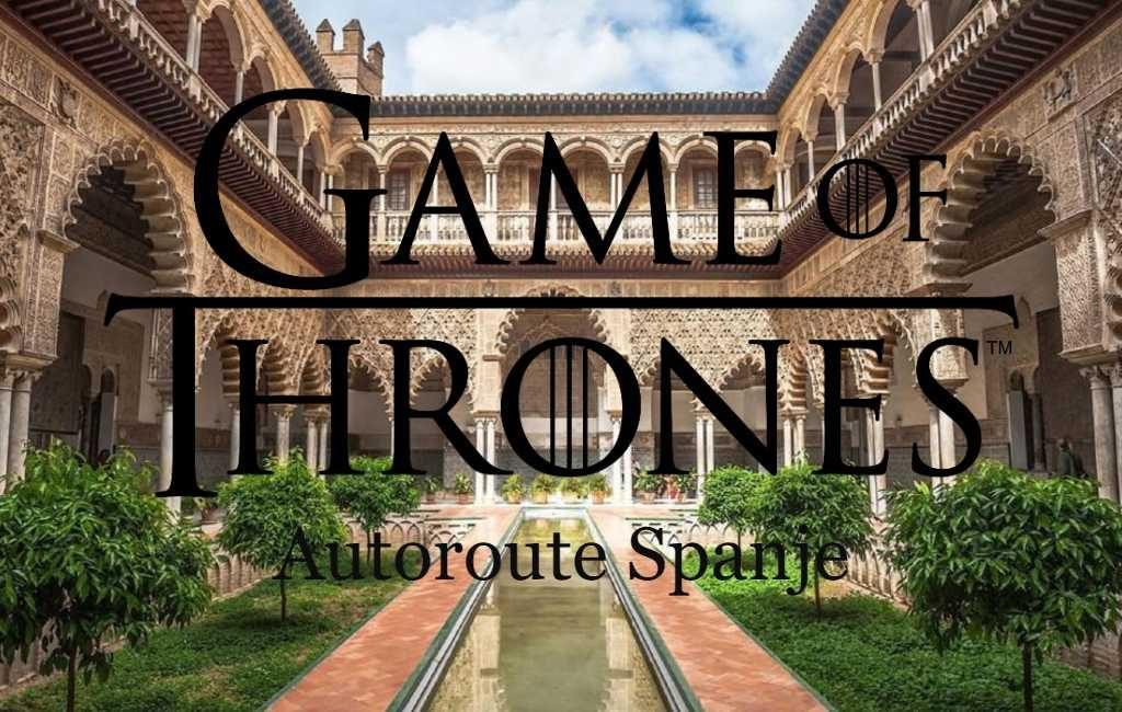 De 'Game of Thrones' autoroute door Spanje