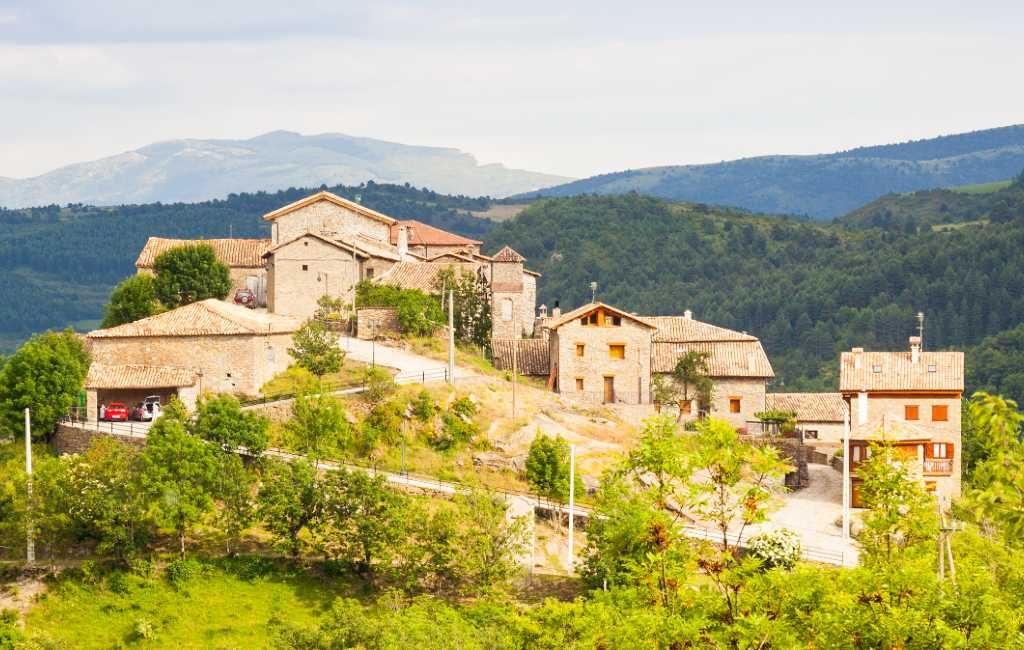 Het lege binnenland van Spanje: Dorpen met slechts één inwoner